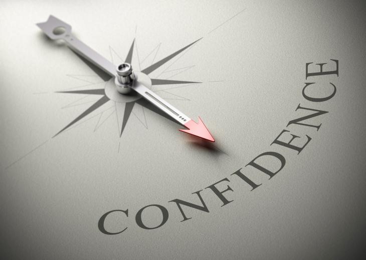 confidence-meter